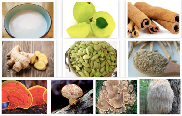 Golden Superfood Bliss Ingredients Clinically Tested