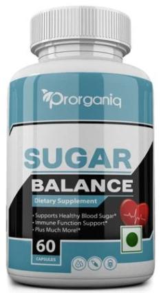 Prorganiq Sugar Balance Review
