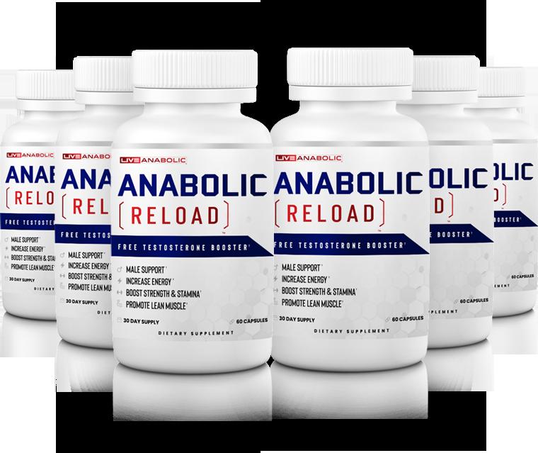 Anabolic Reload Pills