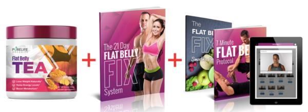 PureLife Organics Flat Belly Tea Benefits