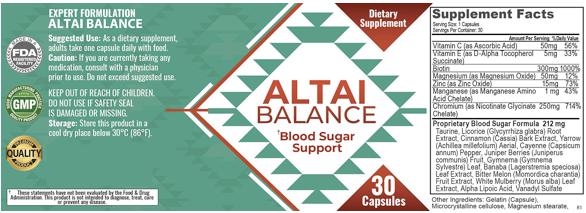 Altai Balance Review