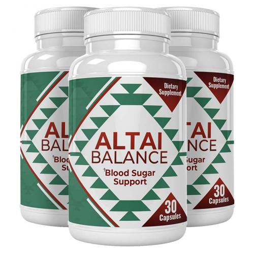 Altai Balance Supplement Review