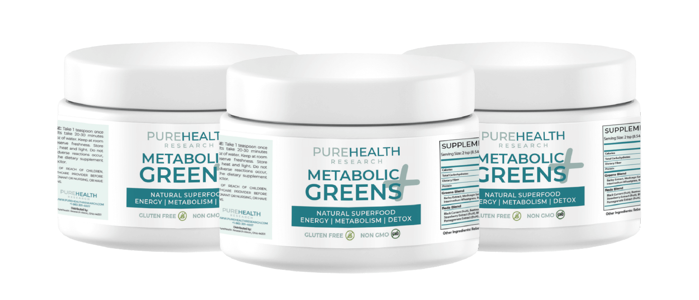 Metabolic Greens Plus Review