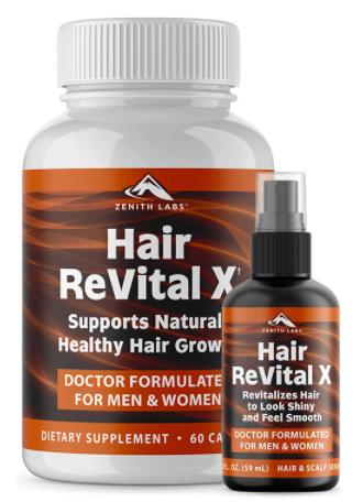 Hair Revital X Review