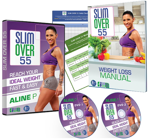 Slim Over 55 Book