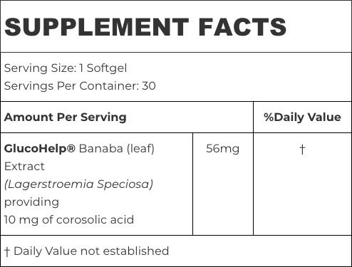 Red Yeast Rice Plus ingredients