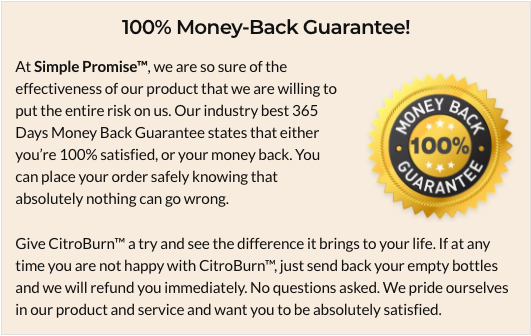 CitroBurn Supplement Review