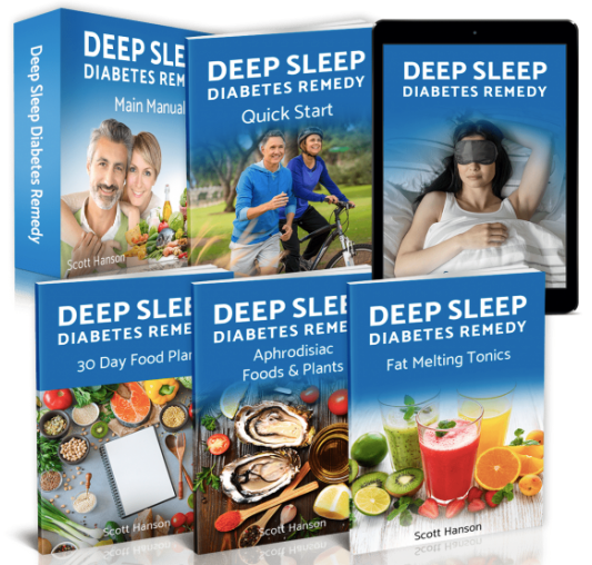 Deep Sleep Diabetes Remedy Book Review