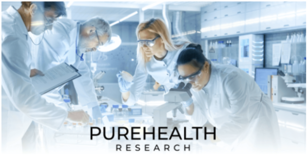 PureHealth Research Ageless Brain Ingredients