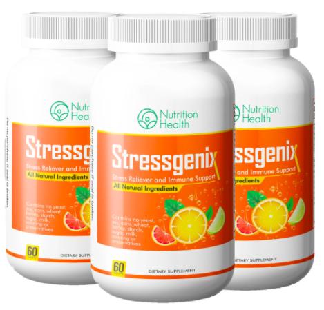 Stressgenix Review
