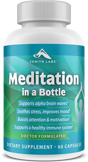 Meditation in a Bottle Supplement Review