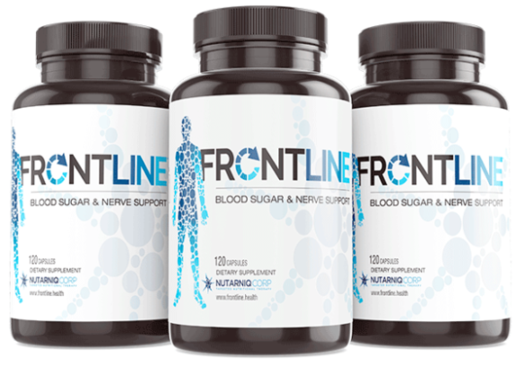 Frontline Blood Sugar and Nerve Support Review