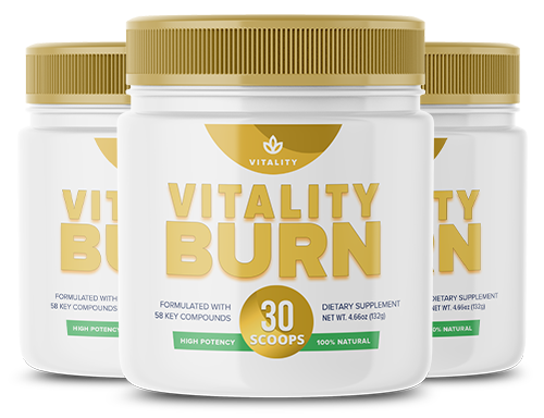 Vitality Burn Supplement Review