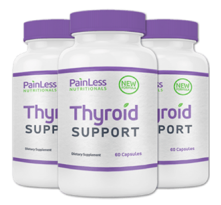 Painless Nutritionals Thyroid Support Reviews