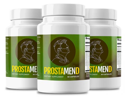 ProstaMend Review