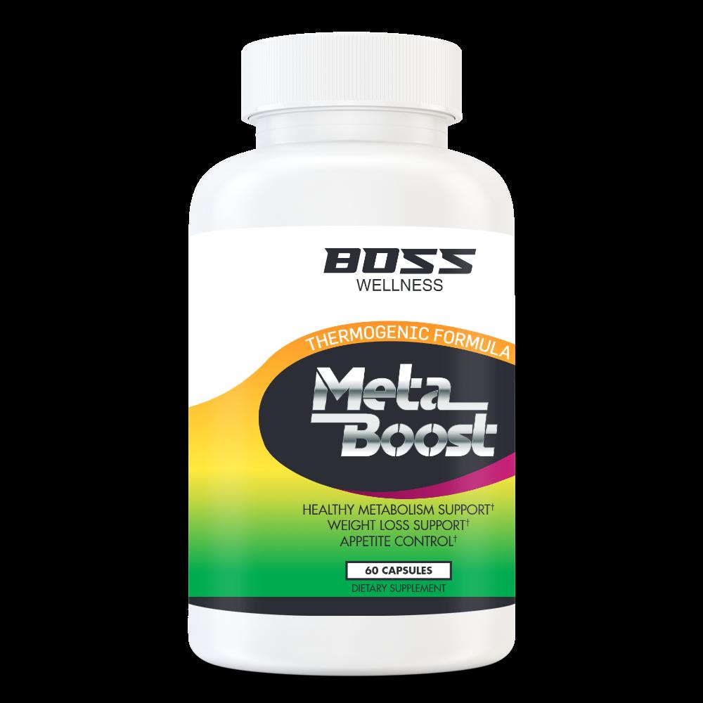 Boss Wellness MetaBoost Supplement
